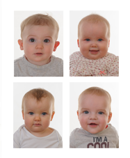 Passport Photos while you wait, in our shop at Odiham