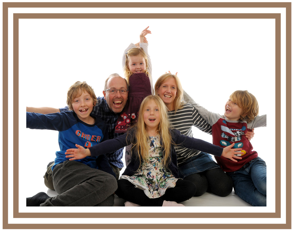 Family Photographs at Odiham Photography